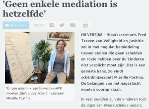 Mediator-echtscheiding-artikel-HilversumsNieuws